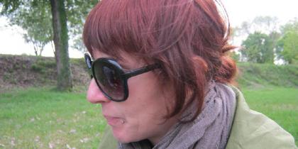 Tatiana Sona: calligrapher