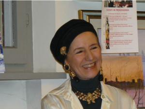 Amanda Castello: author and  founder of Paulo Parra Association