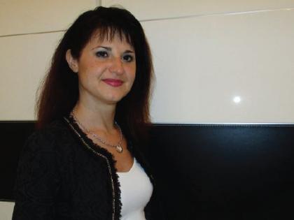 Cinzia Coduti: Coldiretti's manager