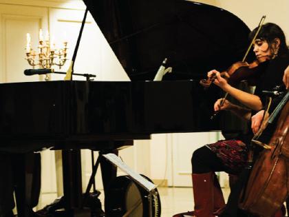 Nomadic Piano Journey: concerto