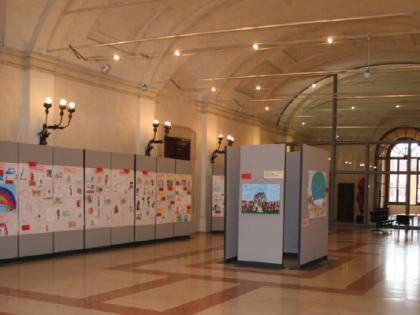 """Mostra 13^ Concorso Internazionale di Disegno """"Diritti a Colori"""""""