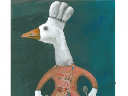 Goose the cook: workshop